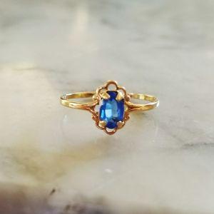 Vintage 10k Gold Ring